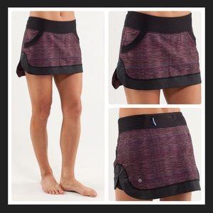 Lululemon Run: For All Skirt